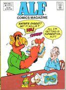 Alf Comics Magazine Vol 1 1