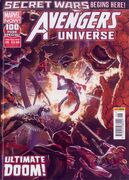 Avengers Universe (UK) Vol 1 26
