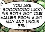 Benjamin Parker (Earth-91101)