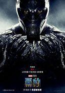 Black Panther (film) poster 015