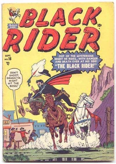 Black Rider Vol 1 16