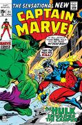 Captain Marvel Vol 1 21