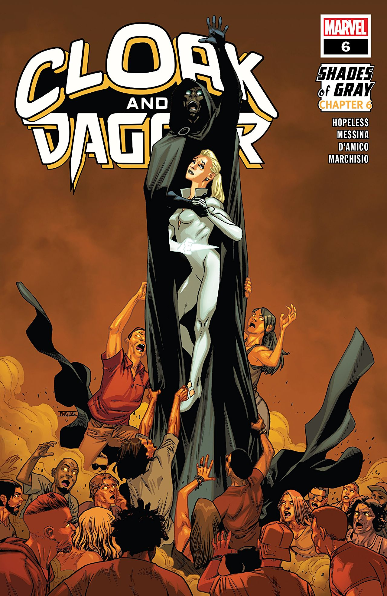 Cloak and Dagger Vol 5 6