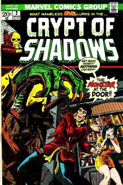 Crypt of Shadows Vol 1 2