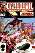 Daredevil Vol 1 224