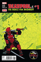 Deadpool & the Mercs for Money Vol 1 1