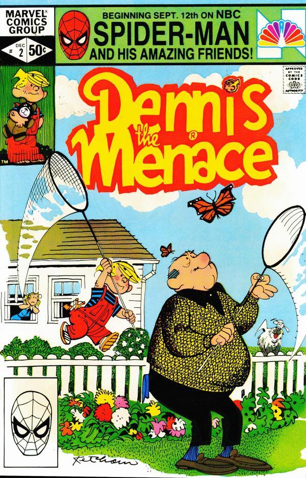 Dennis the Menace Vol 1 2