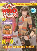 Doctor Who Weekly Vol 1 13