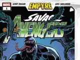 Empyre: Savage Avengers Vol 1 1