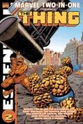 Essential Series Marvel Two-in-One Vol 1 2
