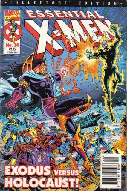 Essential X-Men Vol 1 34