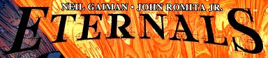 Eternals By Neil Gaiman Vol 1