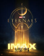 Eternals (film) poster 014