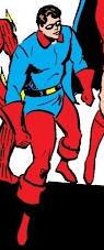 Fred Davis Jr. (Earth-8206)