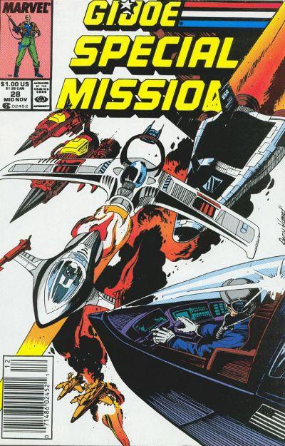 G.I. Joe: Special Missions Vol 1 28