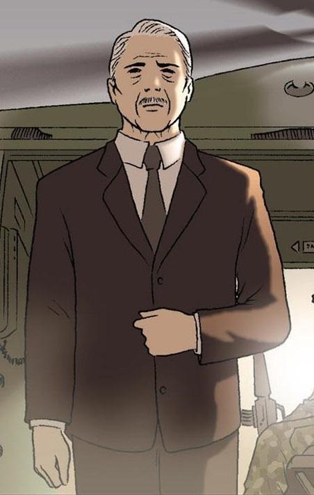 General Wyndham (Earth-616)