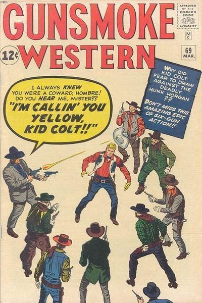 Gunsmoke Western Vol 1 69