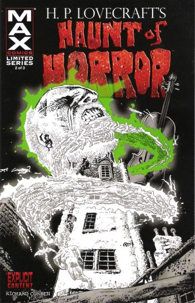 Haunt of Horror: Lovecraft Vol 1 2
