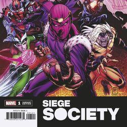 Heroes Reborn: Siege Society Vol 1 1