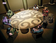 High Council of Hydra (Earth-616) from Captain America Steve Rogers Vol 1 14 001.jpg
