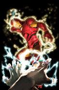 Invincible Iron Man Vol 1 17 Textless