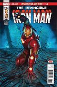 Invincible Iron Man Vol 1 593
