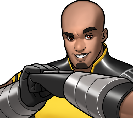 Luke Cage (Earth-TRN562)