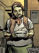 Mama Rastovich (Earth-200111) from Punisher Vol 7 13 001