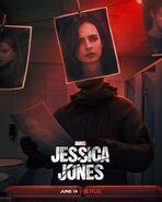 Marvel's Jessica Jones poster 009