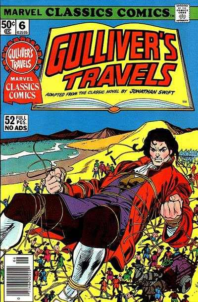 Marvel Classics Comics Series Featuring Gulliver's Travels Vol 1