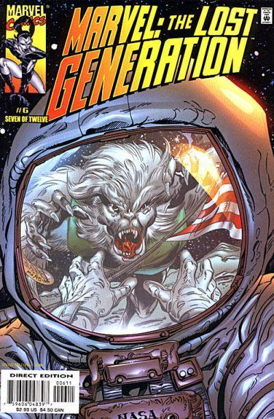 Marvel: The Lost Generation Vol 1 6