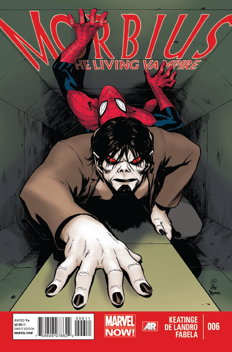 Morbius: The Living Vampire Vol 2 6