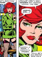 Phoenix Force as Jean Grey (Earth-616) from X-Men Vol 1 111 0001
