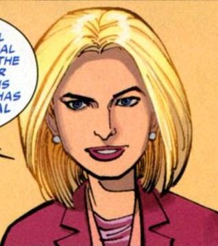 Samara Saffian (Earth-616)