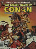 Savage Sword of Conan Vol 1 63