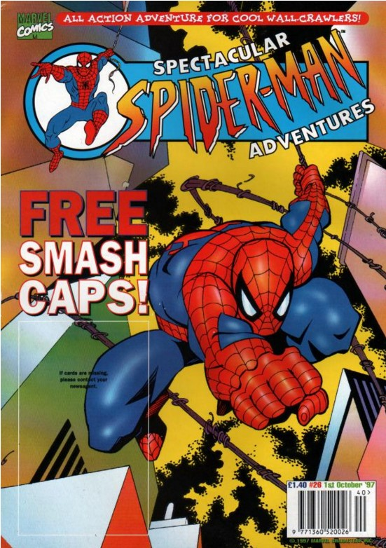 Spectacular Spider-Man (UK) Vol 1 26