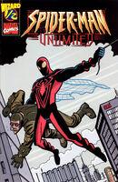 Spider-Man Unlimited Vol 2 ½