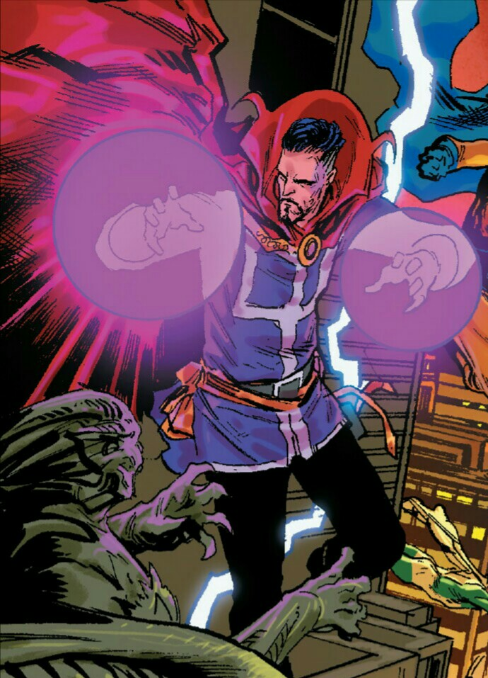 Stephen Strange (Earth-TRN666)