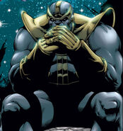 Thanos (Earth-616) from Thanos Vol 1 1 001
