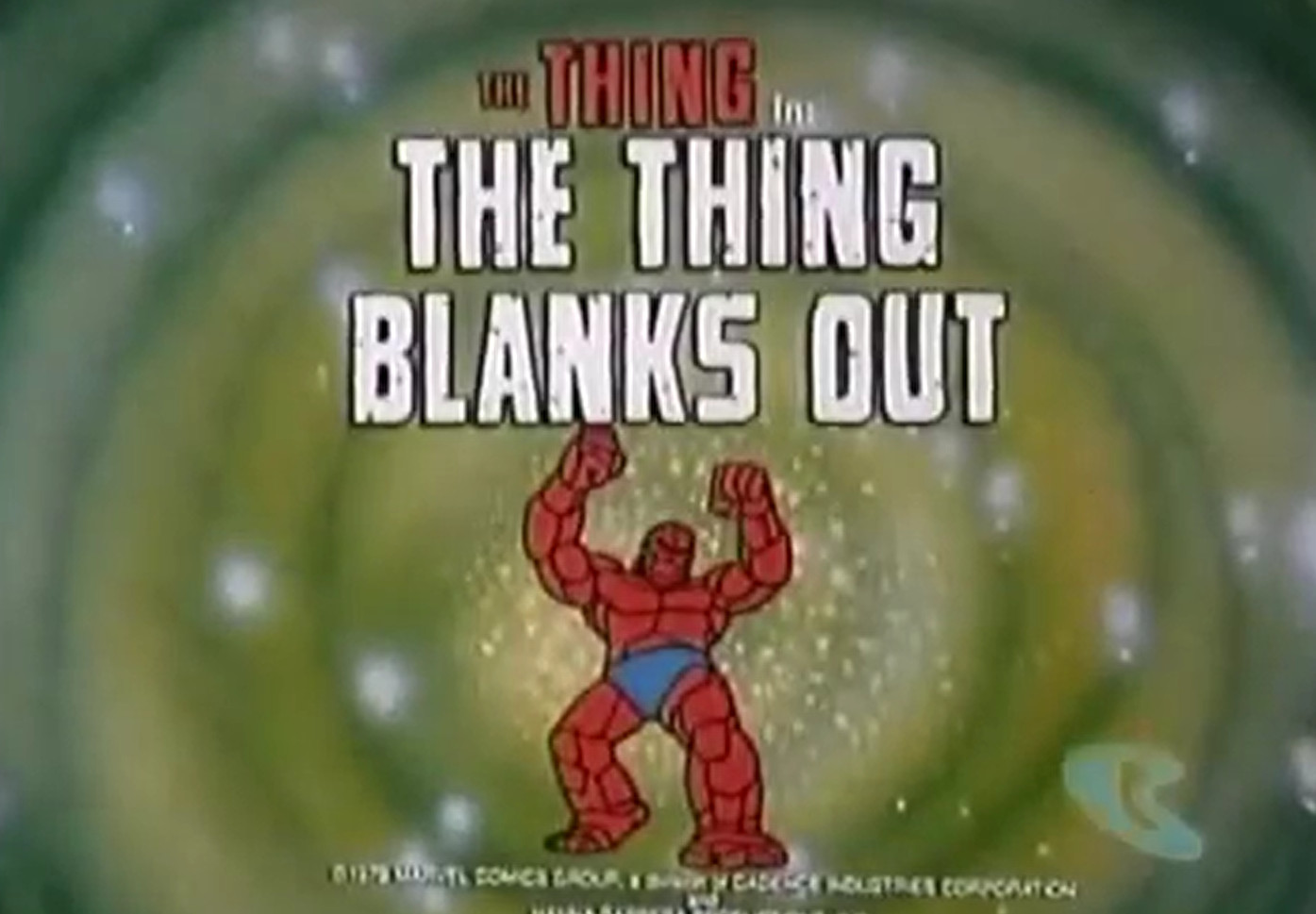 The Thing (animated series) Season 1 8