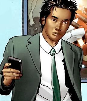 Timothy Cababa (Earth-616)