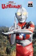Trials of Ultraman Vol 1 5 Photo Variant