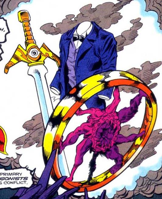 Griefsavor (Earth-616)