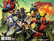 Uncanny Avengers Vol 3 1 Wraparound