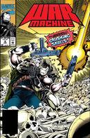War Machine Vol 1 6