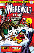 Werewolf by Night Vol 1 31