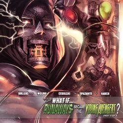 What If? Secret Wars Vol 1 1