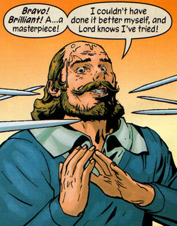William Shakespeare (Earth-311) from Marvel 1602 Fantastick Four Vol 1 2 001.png