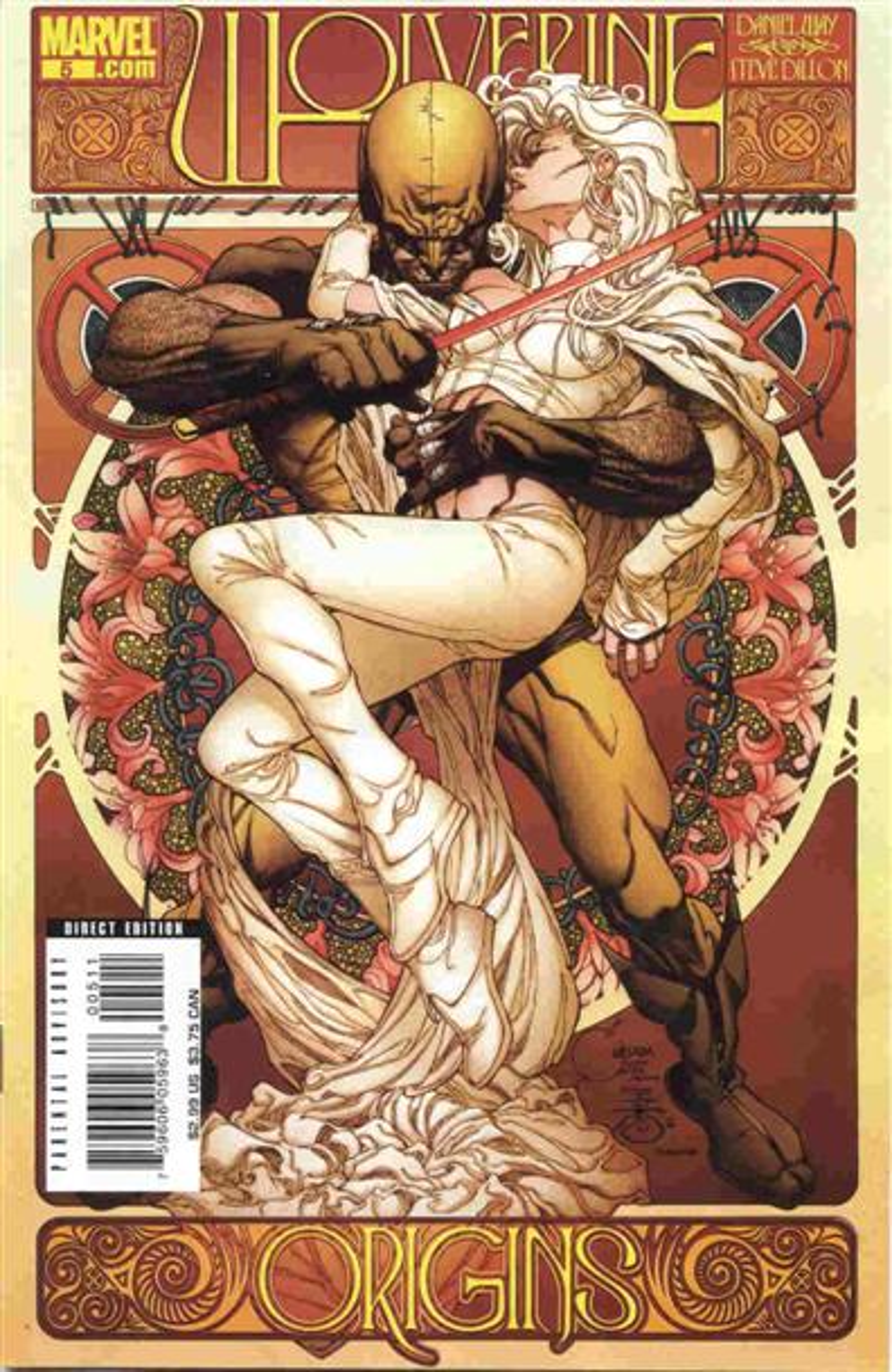 Wolverine: Origins Vol 1 5
