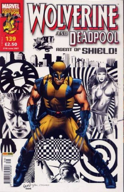Wolverine and Deadpool Vol 1 139